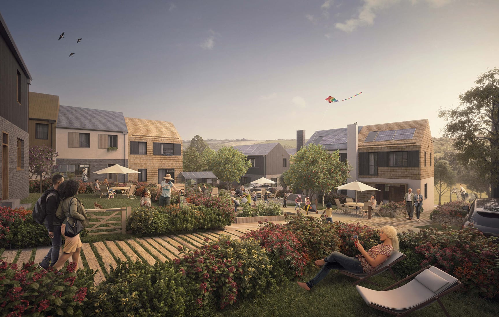 Cornwall Council buys land that will form part of Langarth Garden Village