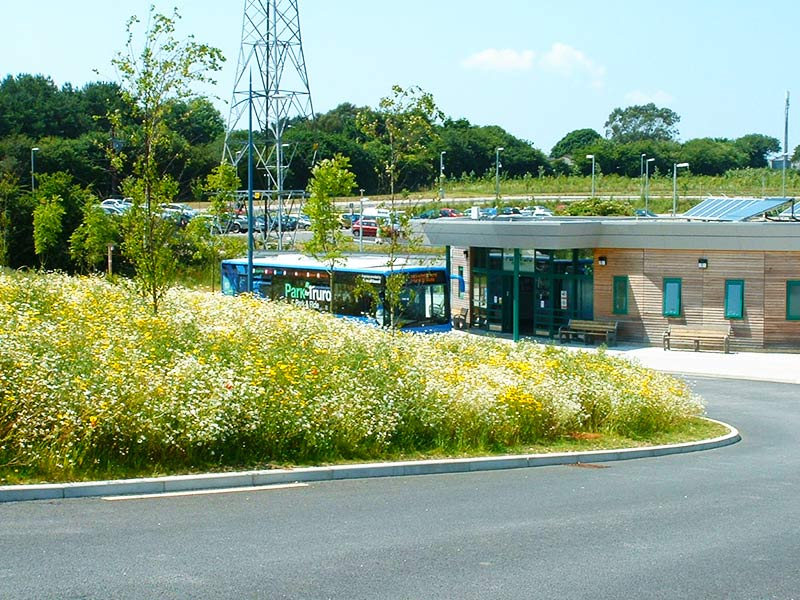 Langarth publicpark ride section 01