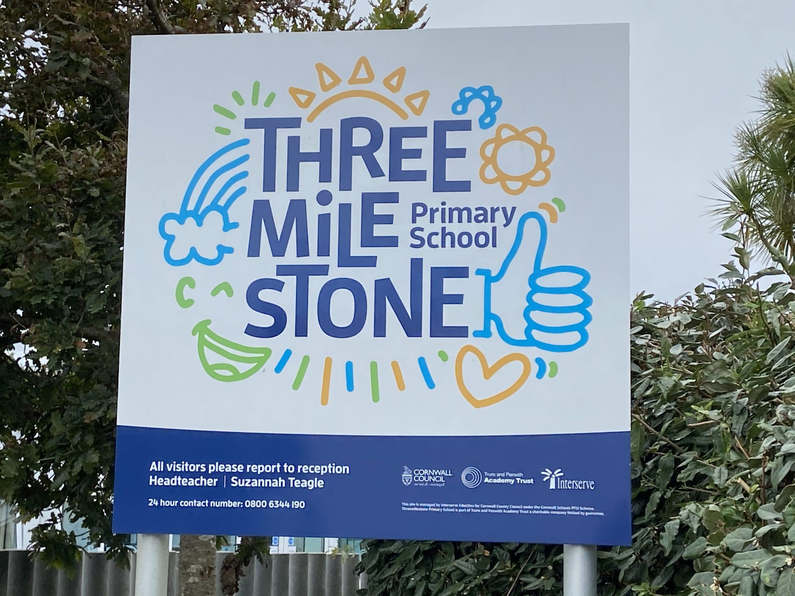 New hall for Threemilestone Primary School