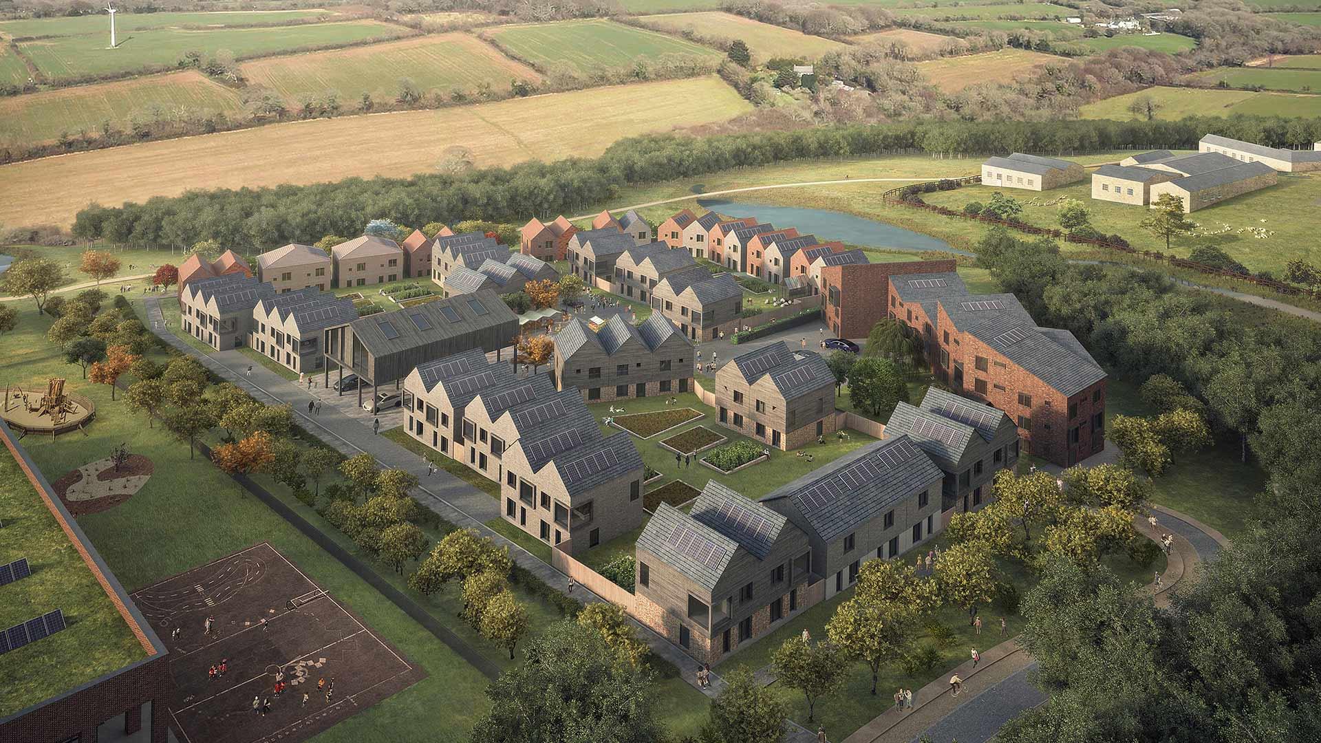 Welcome to the new Langarth Garden Village website