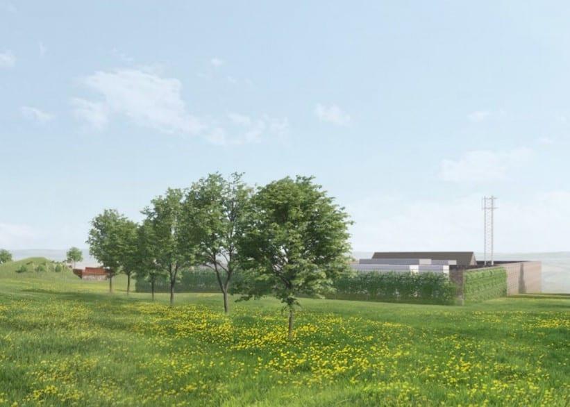 Building an Energy Centre at Langarth Garden Village